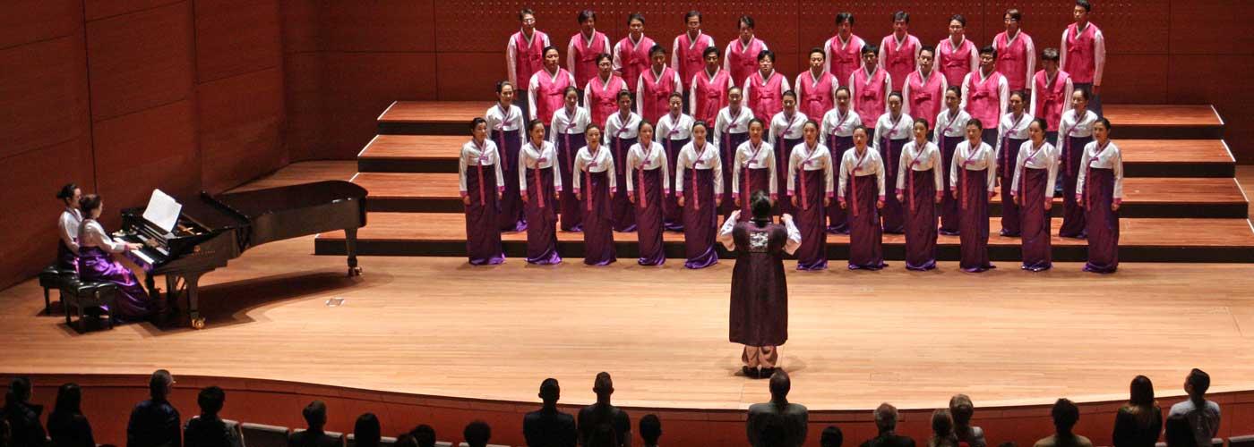 Suwon Civic Chorale, Korea