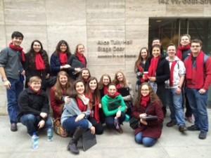 Cheshire High School Choir
